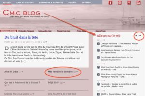 Cmic Blog