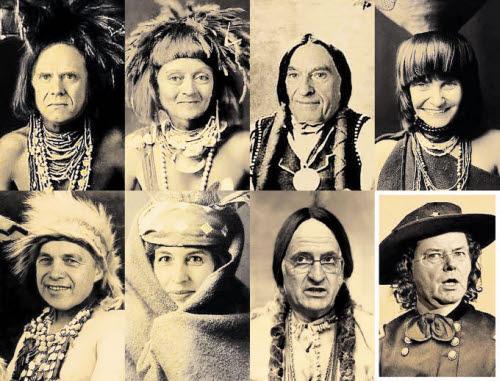 les Indiens du Conseil Fédéral