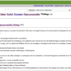 dmoz blogs suisses