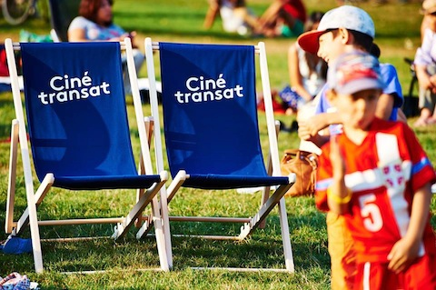Sieges Cinetransat