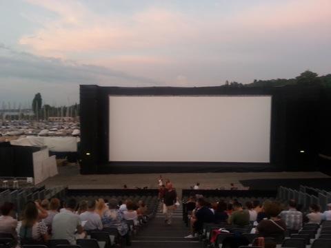 Orange Cinema Genève 2013
