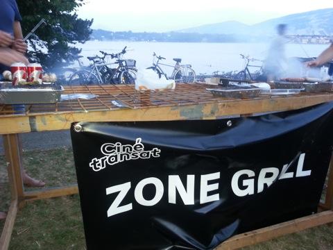 Zone Grill CinéTransat