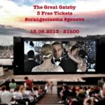 Orange Cinema Genève, dernière semaine