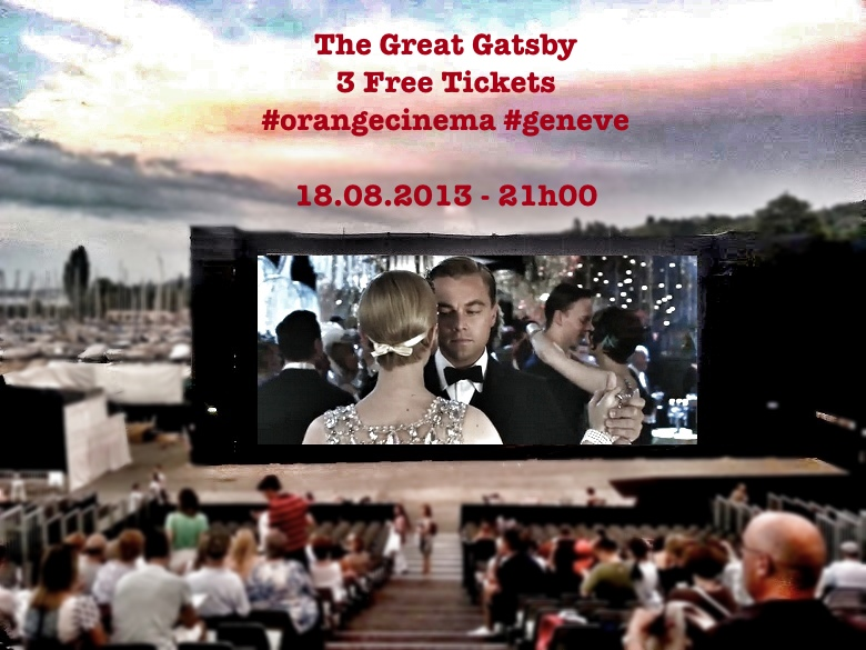 The Great Gatsby - #orangecinema