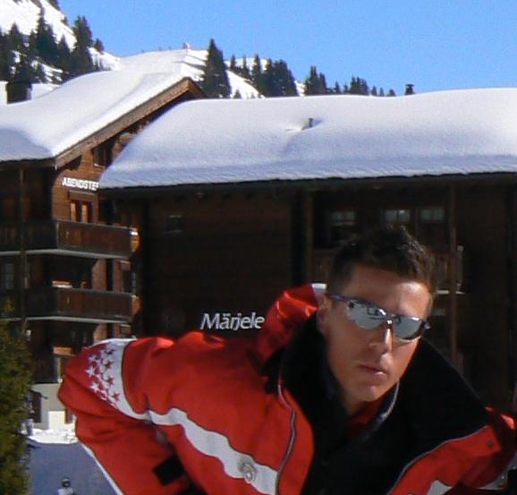 Moniteur de ski Riederalp