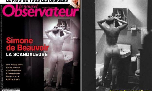 Simone de Beauvoir hier et aujourd'hui