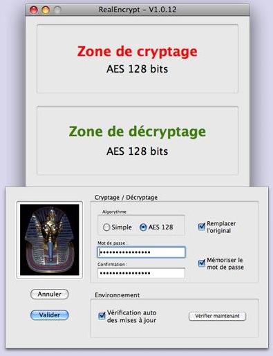 Mac OS X : Protéger un fichier ou dossier
