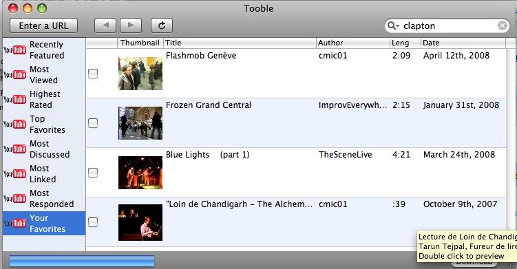 Editer et télécharger des vidéos YouTube sur iTunes et iPhone