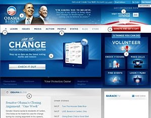 Barack Obama ou John McCain ?
