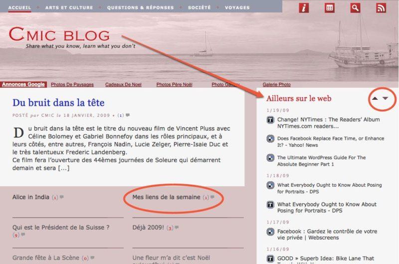 Qu'est-ce que le microblogging ?