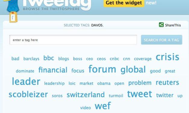 La crise en direct de Davos