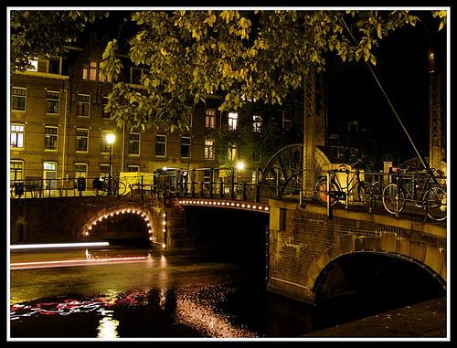 Un petit week-end à Amsterdam ?