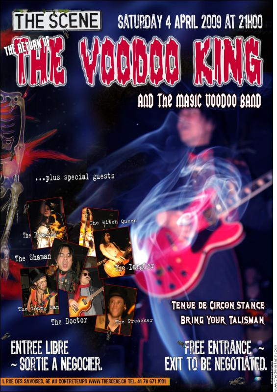 Voodoo King Band