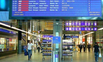 Filmer dans une gare CFF suisse peut coûter cher!