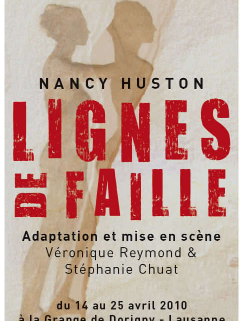 Lignes de faille : Nancy Huston à Lausanne