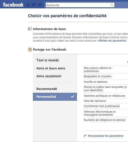 Quitter Facebook aujourd'hui?