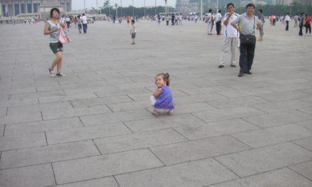 Voyager en Chine avec des enfants