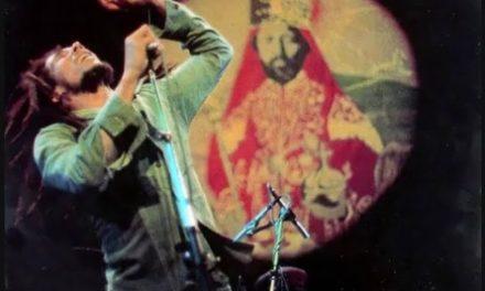 Souvenirs de Bob Marley