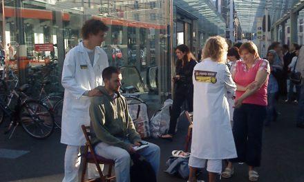 Quand Fribourg Région déstresse Genève