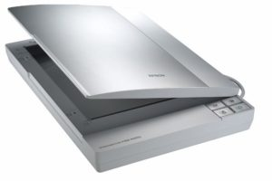 Scanner Epson Perfection V100 1