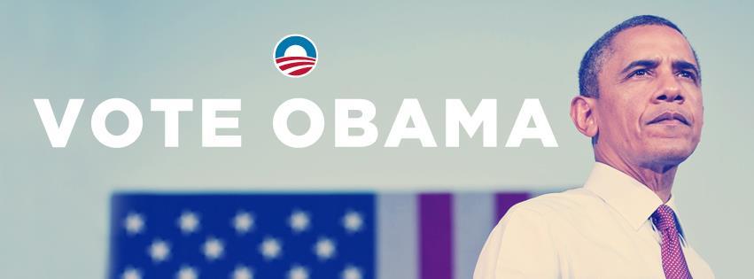 Barak Obama on Facebook