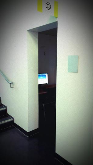 Cyber Café hôpital de Martigny