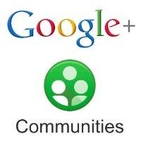 Les communautés de Google+