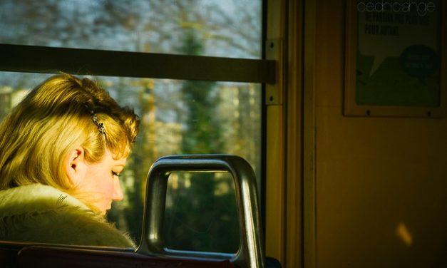 Vie privée: entendu dans le train
