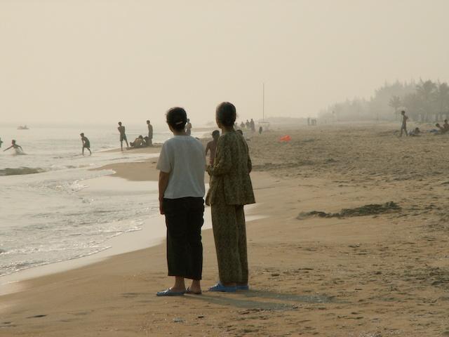 Hoi An Beach Vietnam