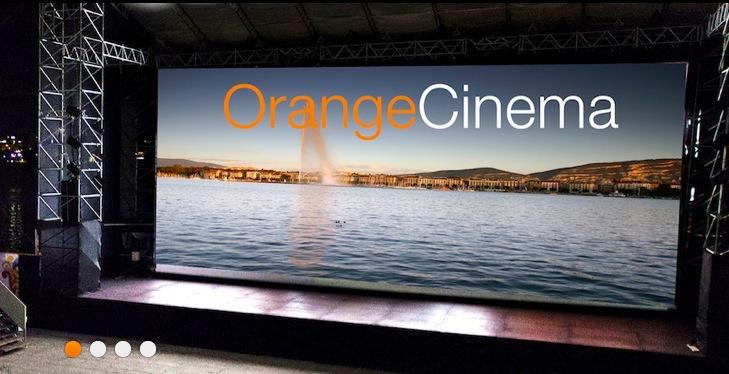 Orange Cinéma 2013: Soirée d'ouverture avec le Cirque du Soleil en 3D