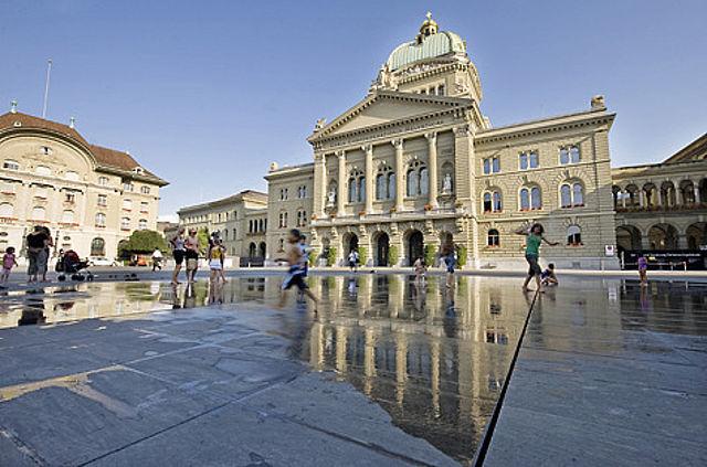 Des blogueurs au Palais fédéral, une première en Suisse!