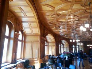 restaurant palais fédéral