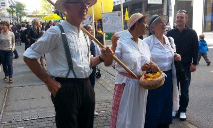 Fribourg fête la Bénichon