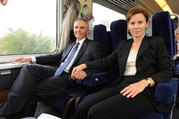 Suisse: la femme du Président