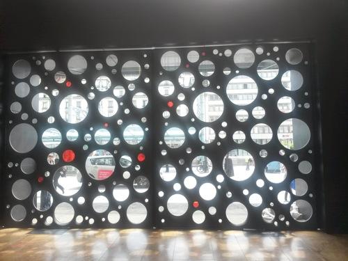 Genève, la nouvelle gare de Cornavin