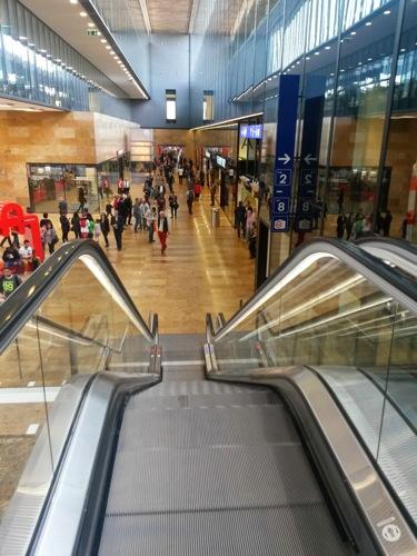 Genève, gare CFF de Cornavin