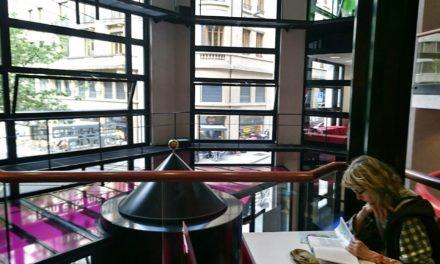 Genève rénove sa bibliothèque municipale
