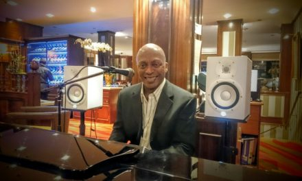 Afterwork jazzy à l'Hôtel Bristol de Genève