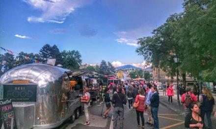 Le Geneva Street Food Festival 2016