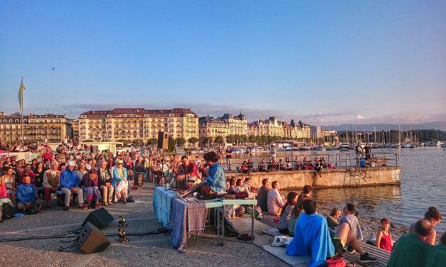 De Genève à Bénarès en un concert!