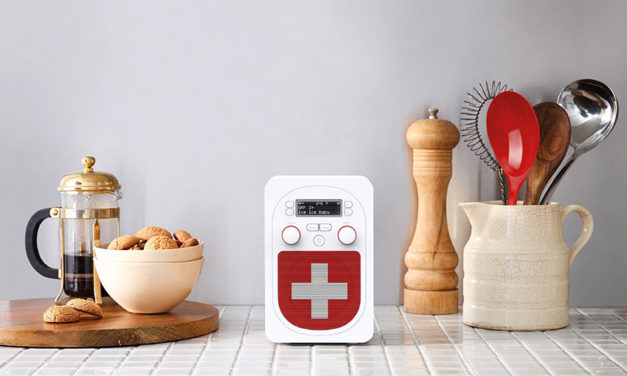 En Suisse, écouter la radio en DAB+