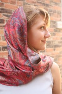 foulard-indien