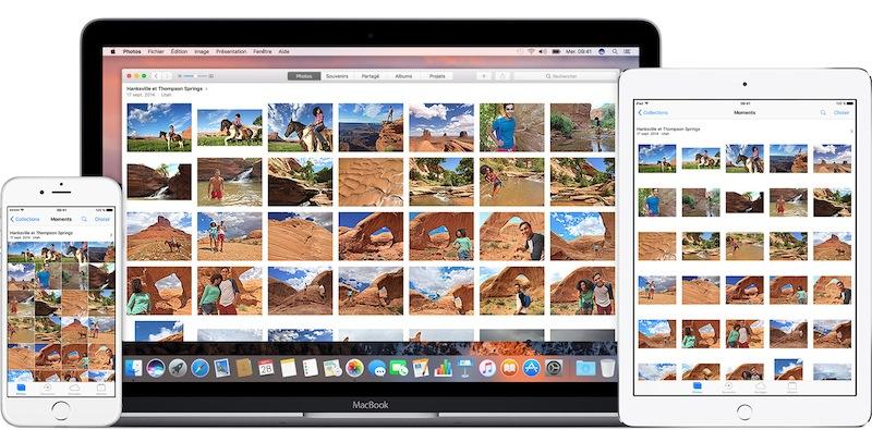 De iPhoto vers Photos et iCloud, quelques conseils