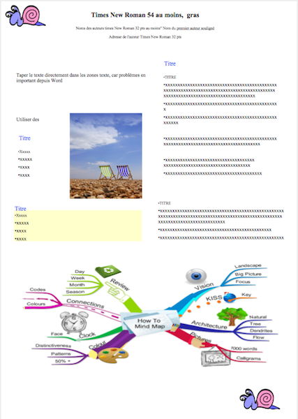 Poster A0 PowerPoint
