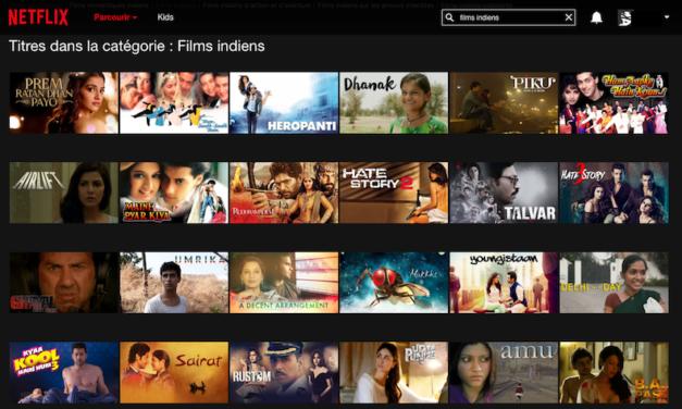 Le cinéma indien indépendant sur Netflix