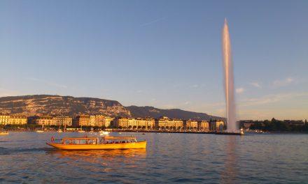 Un week-end à Genève