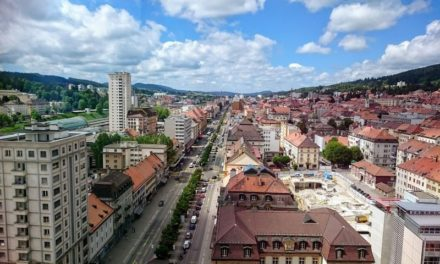 Visiter enfin la Chaux-de-Fonds!