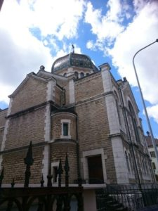 Synagogue de La chaux-de-fonds