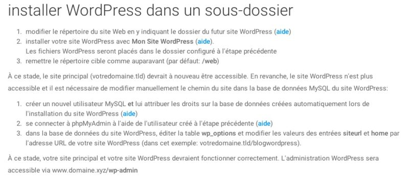 installer-wordpress-sous-dossiers-infomaniak