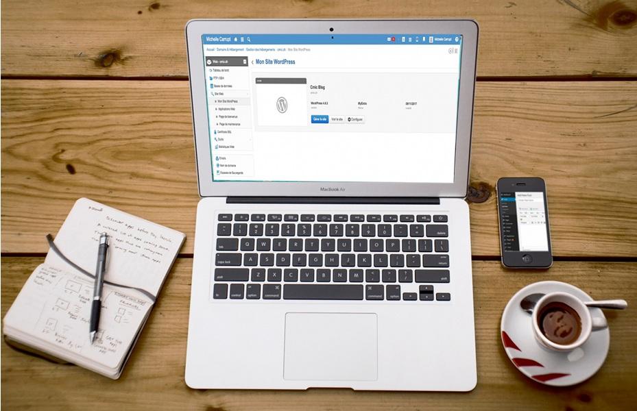 Thèmes WordPress elegant themes gratuits chez Infomaniak